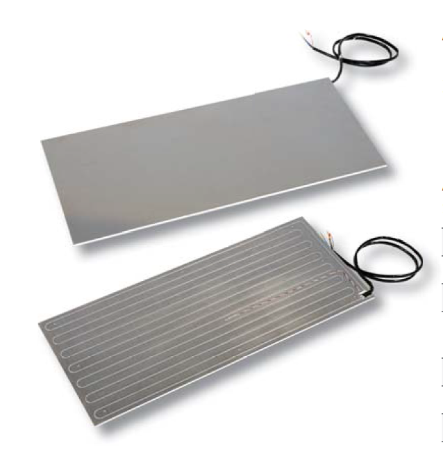 Electric Heating Plate Aluminium Hillesheim Gmbh