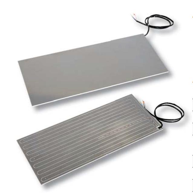 Electric Heating Plate Aluminium Hillesheim Gmbh