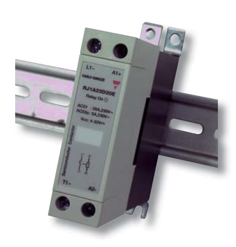 Ssr Electronic Load Relay 30 A 20 A He Series