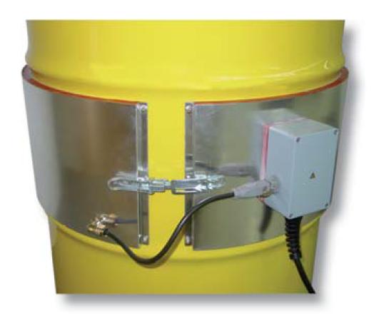 Robust Barrel Heating Sleeve Type Hm 20 Hillesheim Gmbh